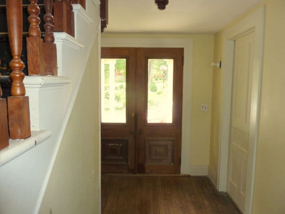 After: The front door now. Read more about this project. Photo: Picasa, Joe Keegan