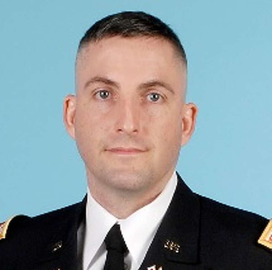 Click through the slideshow to read more about local military service members who have received special recognition.New York Army National Guard Maj. Ben Genthner of Schaghticoke has been named commander of a critical joint New York Army and Air Guard unit. Genthner leads New York National Guard's 2nd Civil Support Team, soldiers and airmen who are trained to identify chemical, biological and radiological weapons.