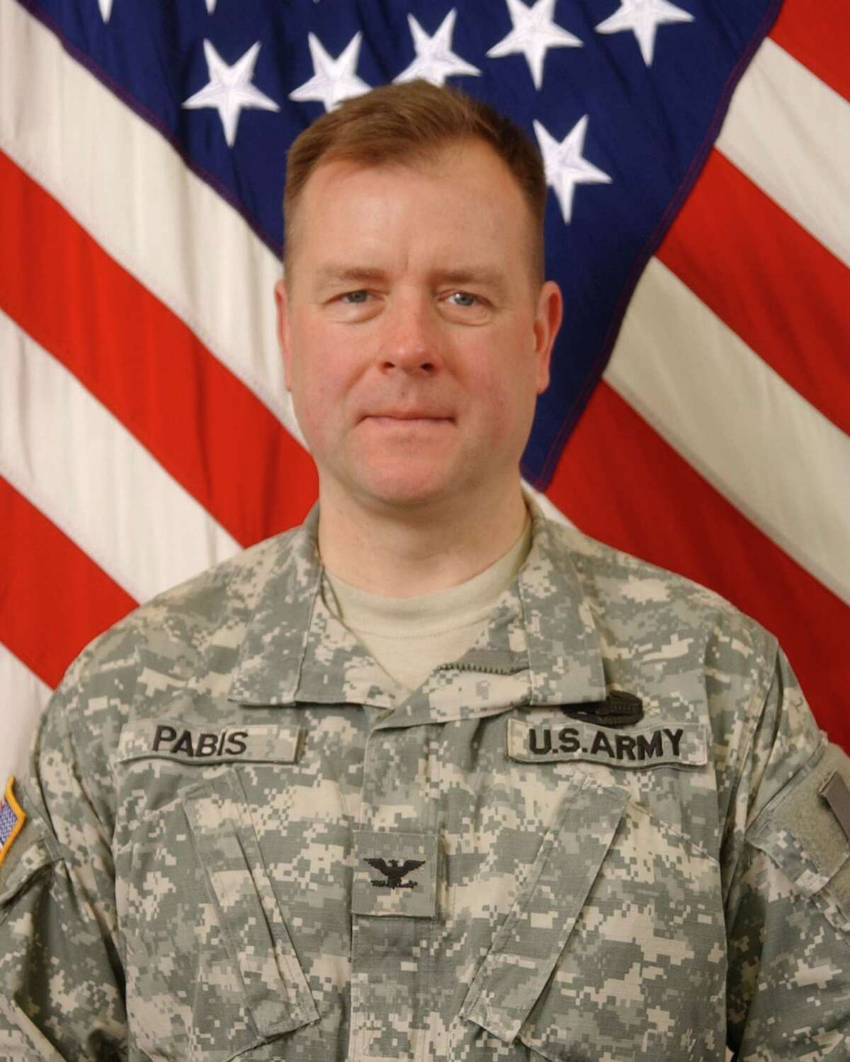 New York Army National Guard Col. James Pabis of Saratoga Springs, a veteran of the Iraq war, has been selected to serve as deputy commander of the 53rd Troop Command, headquartered at Camp Smith Training Site near Peekskill.