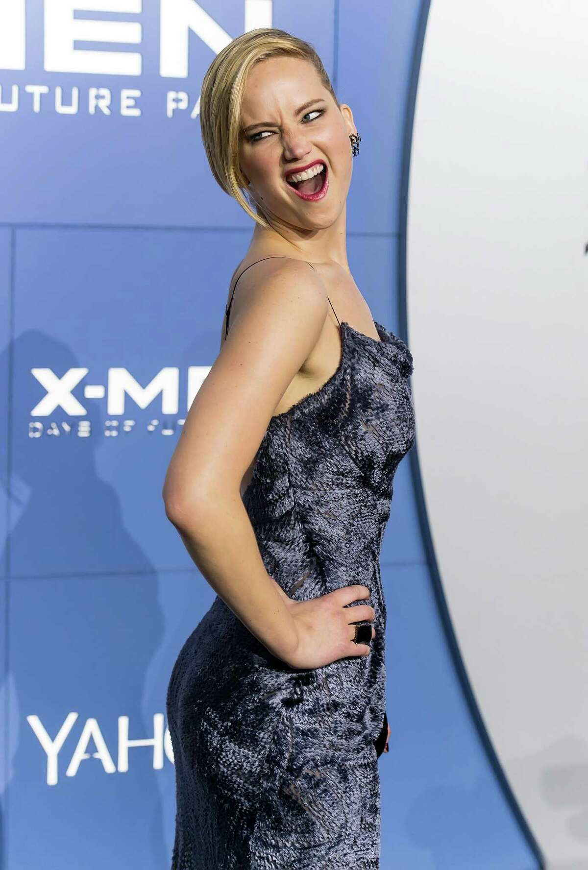 Actress Jennifer Lawrence attends the