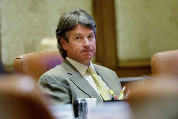 """Regent Wallace Hall has defended his actions. """"I feel very comfortable with everything that I've done,"""" he said."""