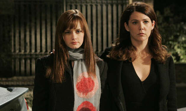'Gilmore Girls: The Complete Series' - Lauren Graham stars in this Emmy-winning dramedy as Lorelai Gilmore, a fiercely independent single mom raising gifted, Ivy League-bound daughter Rory (Alexis Bledel) amid a continual stream of quick-witted repartee. Forced to accept financial help from her imperious parents (Edward Herrmann and Kelly Bishop), Lorelai strives to keep Rory grounded in the face of prep-school snootiness, bad-boy suitors and other teen perils. Available Oct. 1 Photo: Scott Humbert, Getty Images / Getty Images