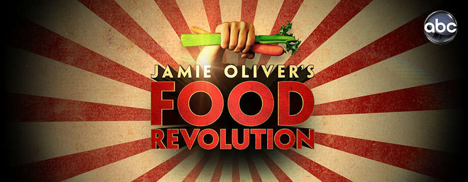 British chef and Food Network star Jamie Oliver is coming to New Canaan Saturday for Jamie Oliver's Food Revolution The program is designed to educate children about healthy eating. Find out more.