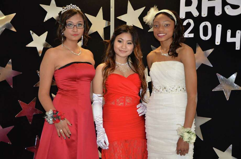 Were you seen at the Rensselaer High School Prom at Franklin Plaza in Troy on Friday, May 9, 2014 Photo: Theresa Stasack