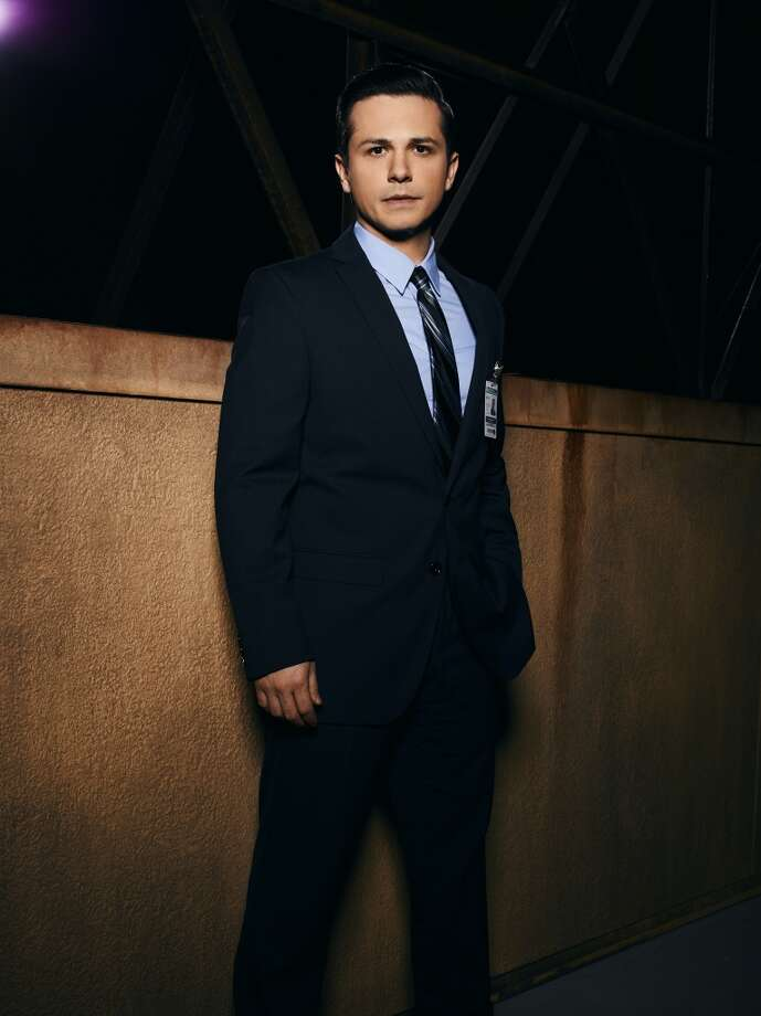 THE NIGHT SHIFT -- Season: Pilot -- Pictured: Freddy Rodriguez, who portrays Michael Ragosa. Photo: NBC, Jeff Riedel/NBC