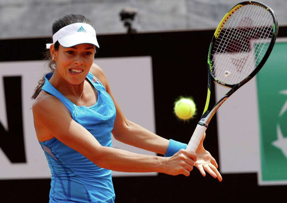 Ana Ivanovic  Photo: Riccardo De Luca, AP / AP