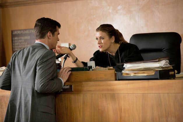 Bad Judge: 8 p.m. Thursdays Photo: NBC, John Fleenor/NBC / 2013 NBCUniversal Media, LLC