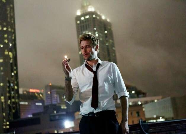 Constantine: 9 p.m. Fridays Photo: NBC, Quantrell Colbert/NBC / 2014 NBCUniversal Media, LLC
