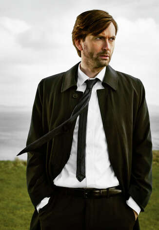 GRACEPOINT: Thursdays at 8 p.m. David Tennant as Detective Emmett Carver. Photo: FOX / 1