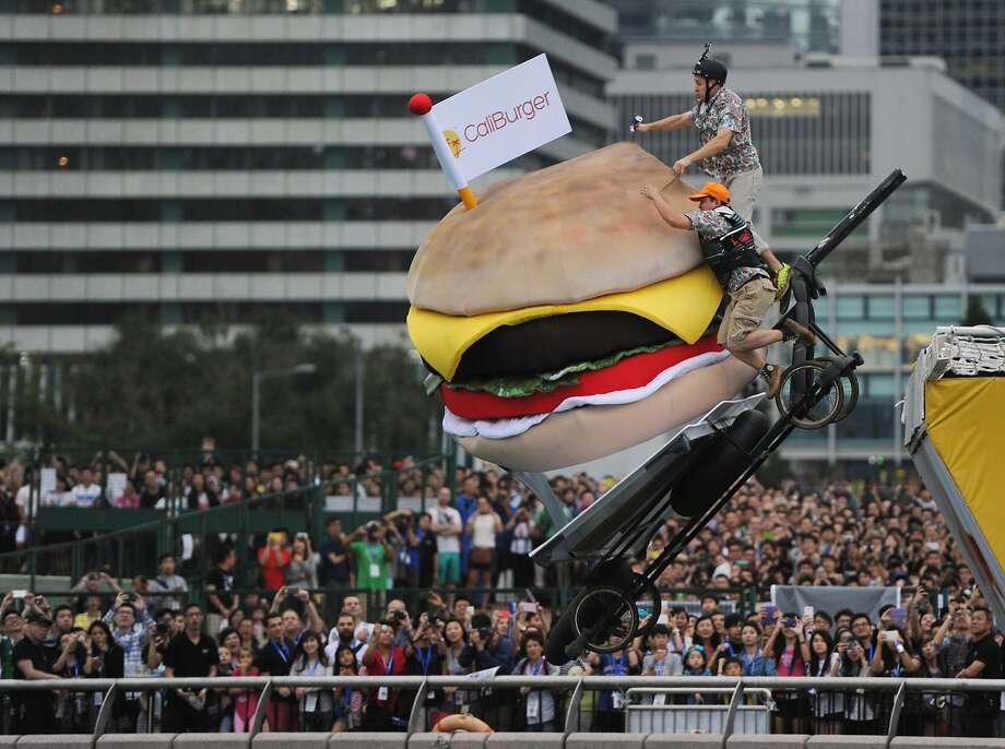 They said it would never fly ... and they were right:A 