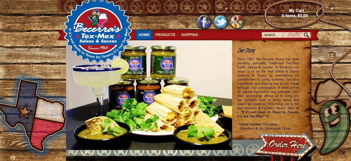 Becerra's Salsas and Sauces (Dallas)