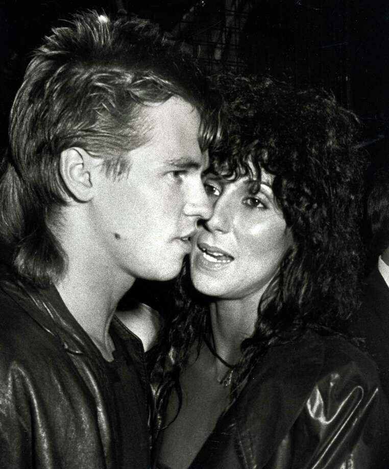 For those who might have forgotten, Val Kilmer was romantically linked to Cher in the early '80s. Photo: Ron Galella, Getty / Ron Galella Collection