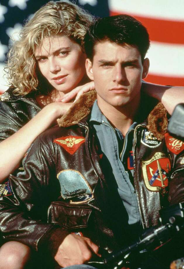 """Top Gun"" was the highest-grossing film in 1986, having raked in more than $353 million worldwide.The Cold War-era action flick is said to have increased interest in U.S. naval aviation by 500 percent after its release. Photo: Paramount Pictures, Getty / 2012 Getty Images"