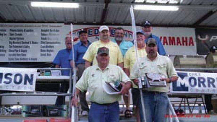 Mike and Pat Settle were the overall tournament Champions with 38.67 lbs. couretesy photo