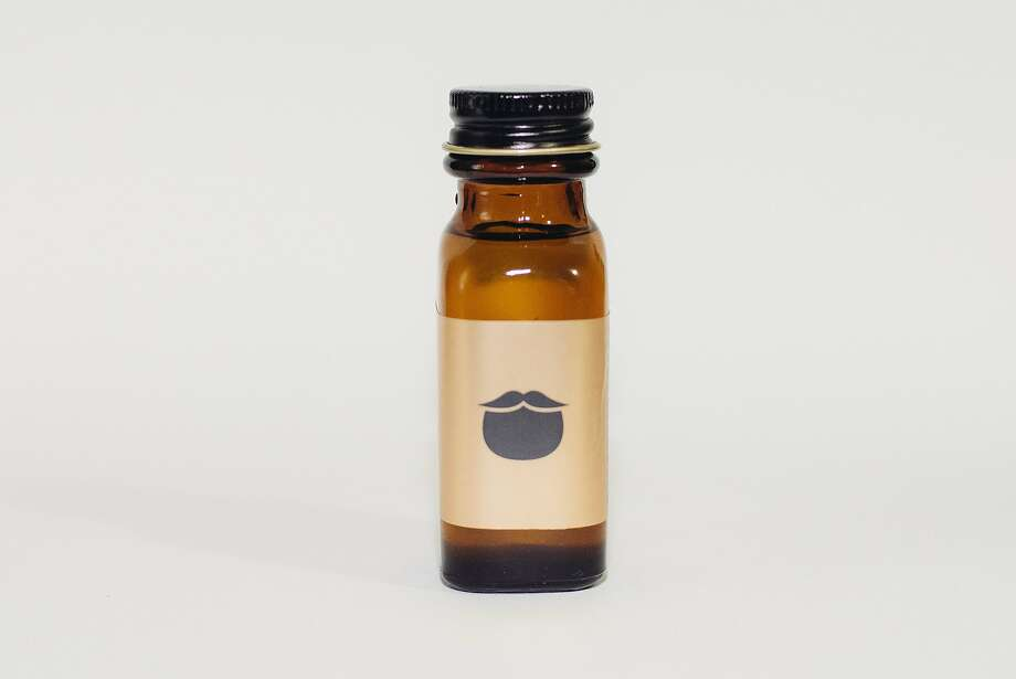 Beardbrand oils ($20-$25) are carried at Aggregate Supply, 806 Valencia St., S.F.