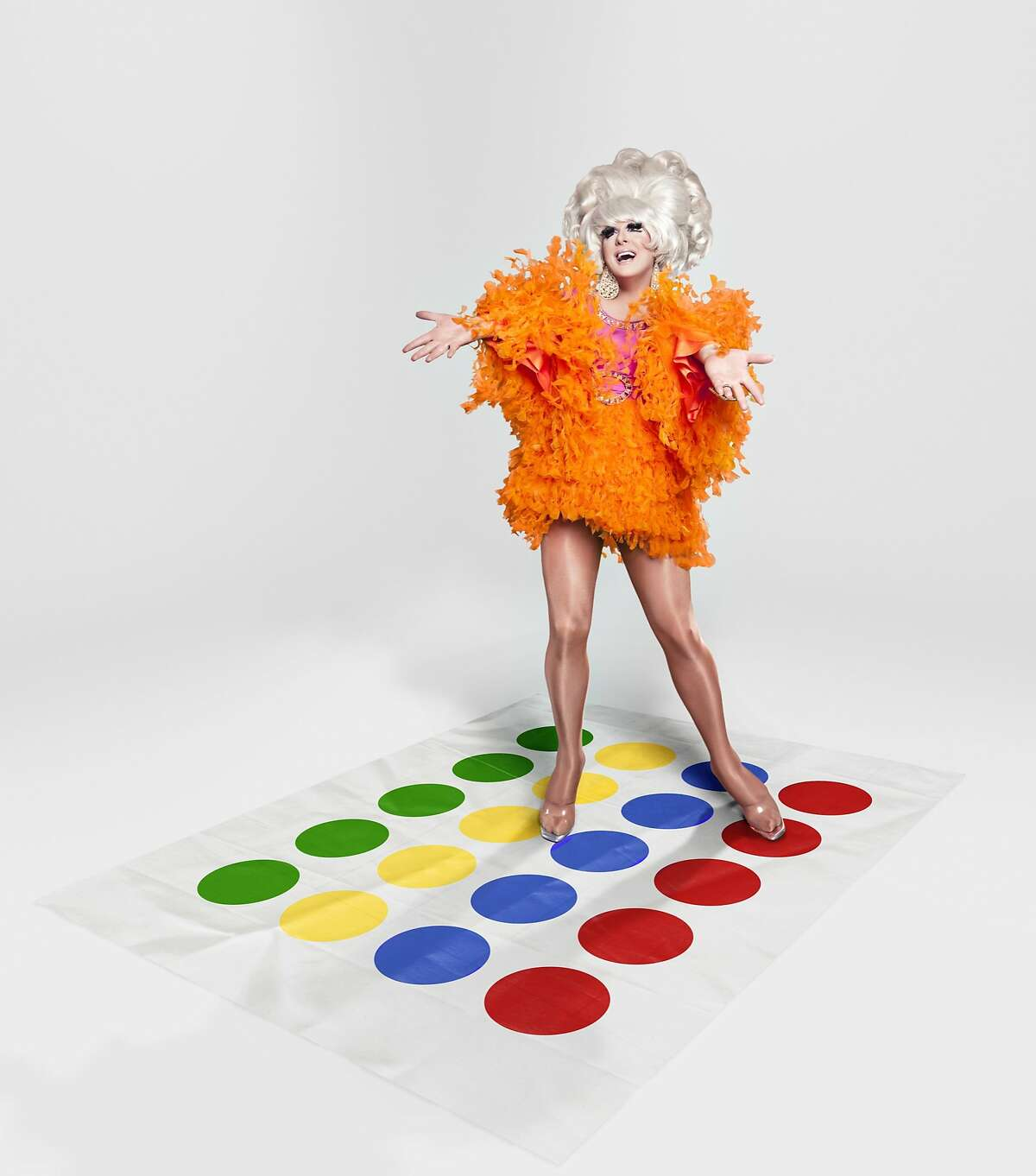 Lady Bunny, New York's self-proclaimed