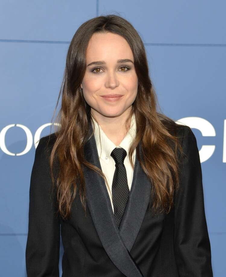 "Ellen Page attends the ""X-Men: Days Of Future Past"" world premiere at Jacob Javits Center on May 10, 2014 in New York City. Photo: Mike Coppola, Getty Images"