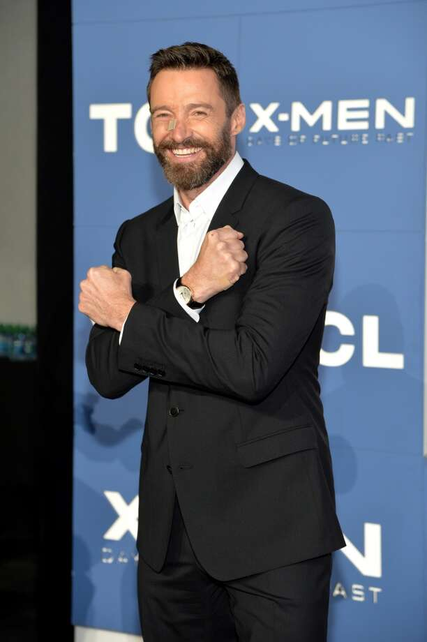 "Actor Hugh Jackman attends the ""X-Men: Days Of Future Past"" world premiere at Jacob Javits Center on May 10, 2014 in New York City. Photo: Mike Coppola, Getty Images"
