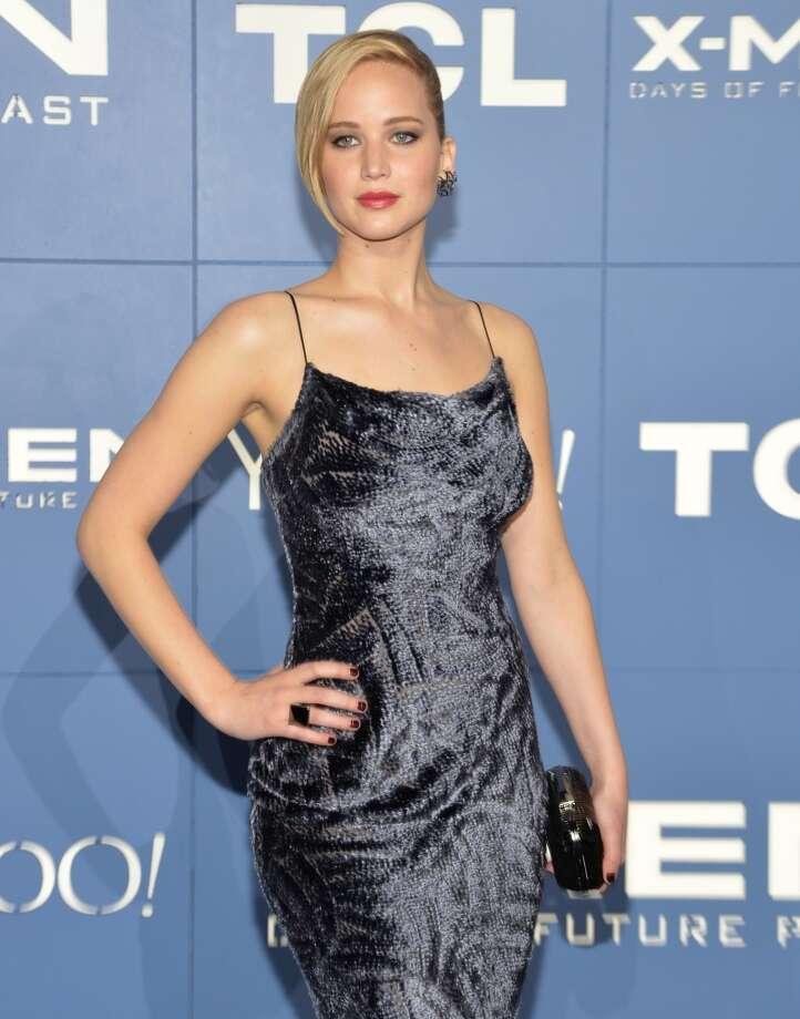 #12 Jennifer Lawrence Photo: Mike Coppola, Getty Images