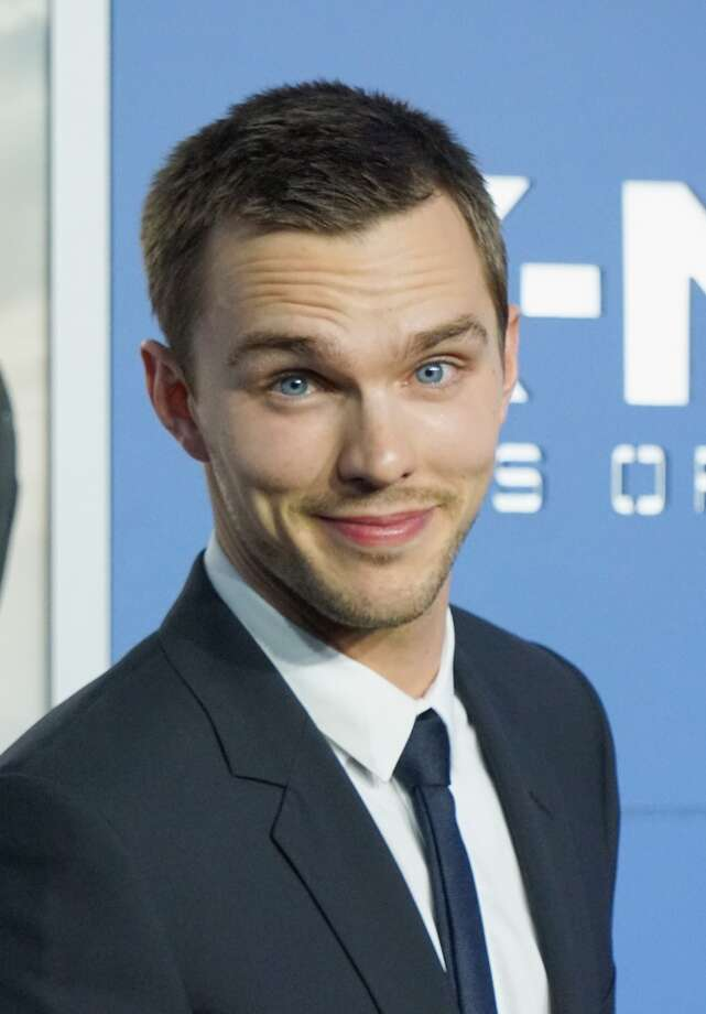 "Actor Nicholas Hoult attends the ""X-Men: Days Of Future Past"" world premiere at Jacob Javits Center on May 10, 2014 in New York City. Photo: Mike Coppola, Getty Images"