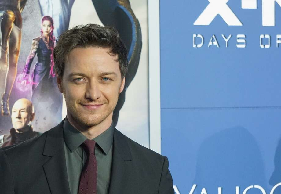"Actor James McAvoy attends the ""X-Men: Days Of Future Past"" world premiere at Jacob Javits Center on May 10, 2014 in New York City. Photo: Mike Coppola, Getty Images"