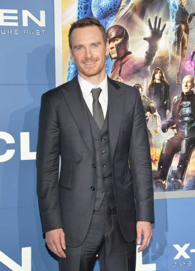 """Actor Michael Fassbender attends the """"X-Men: Days Of Future Past"""" world premiere at Jacob Javits Center on May 10, 2014 in New York City. Photo: Mike Coppola, Getty Images"""