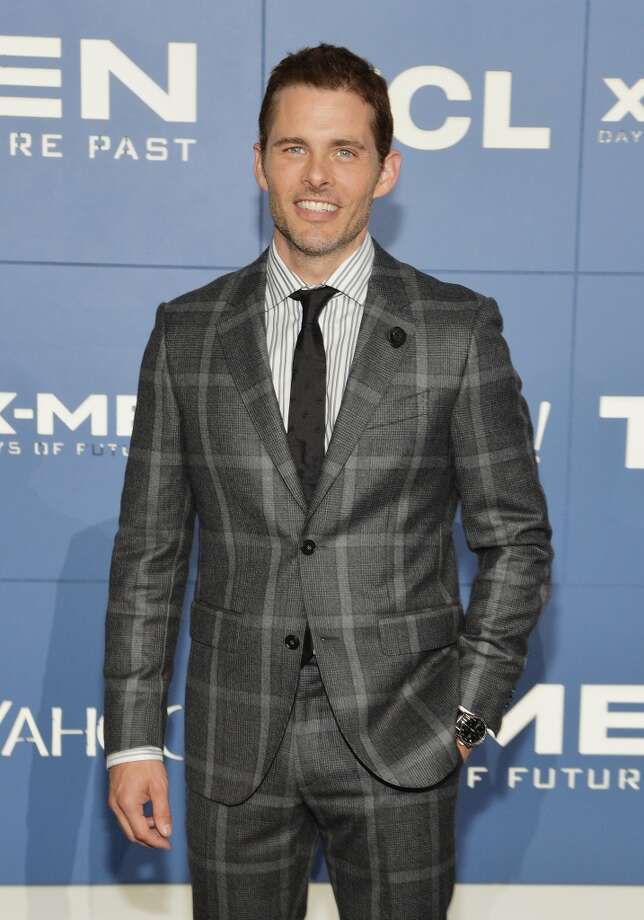 "Actor James Marsden attends the ""X-Men: Days Of Future Past"" world premiere at Jacob Javits Center on May 10, 2014 in New York City. Photo: Mike Coppola, Getty Images"