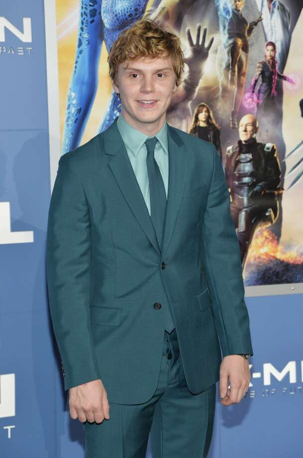 "Actor Evan Peters attends the ""X-Men: Days Of Future Past"" world premiere at Jacob Javits Center on May 10, 2014 in New York City. Photo: Mike Coppola, Getty Images"