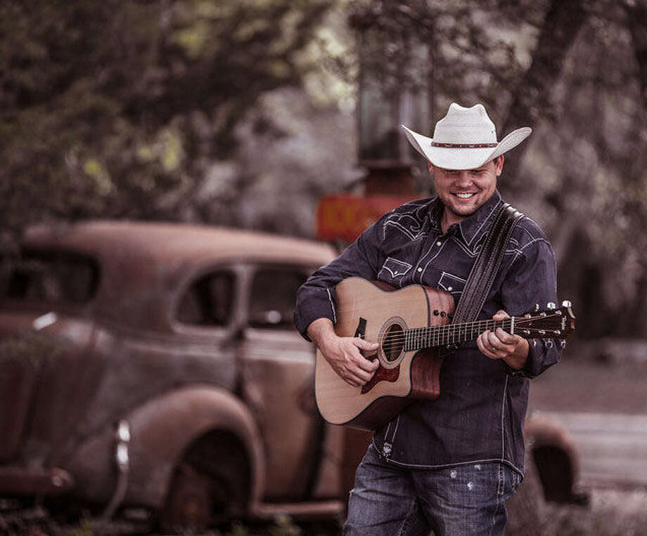 Recording artist Chris Story will be the headlining act at Saturday's Live Oak Shin-Dig, a fun-for-all-ages party from 4-10 p.m. on Shin Oak Drive in Live Oak. Photo: Courtesy Photo