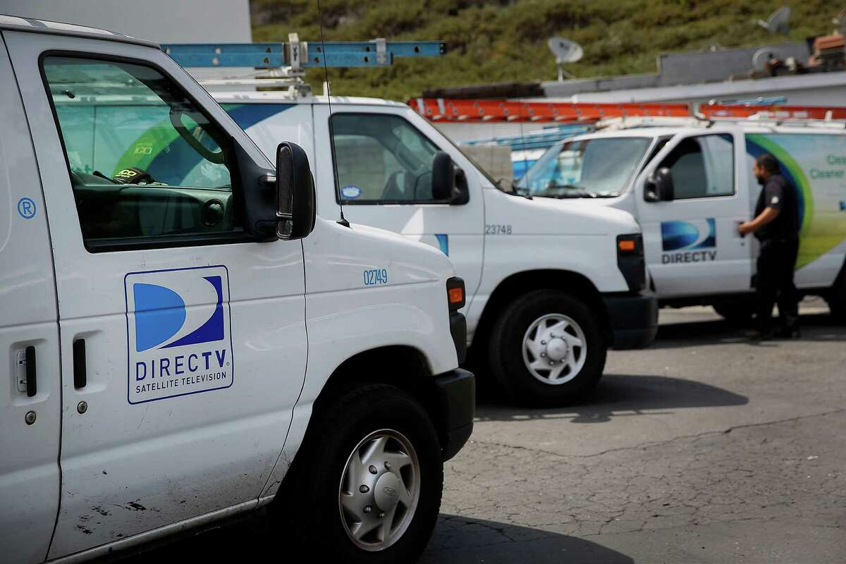 DirecTV, the country's largest satellite TV provider, may be purchased by AT&T. The deal would let AT&T bolster its own small TV operations.