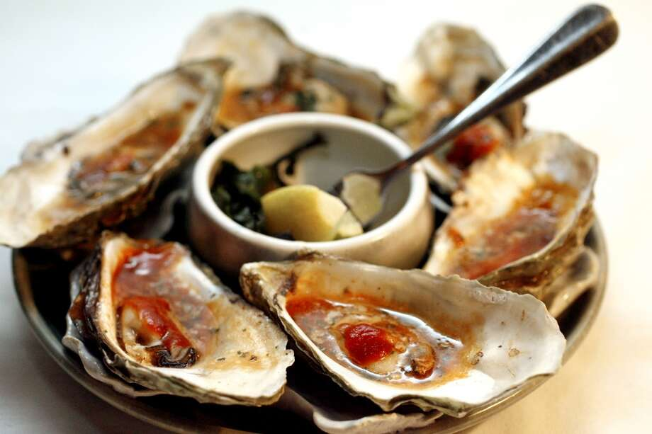 Eat fresh Oysters in West Marin. Photo: Katy Raddatz, The Chronicle