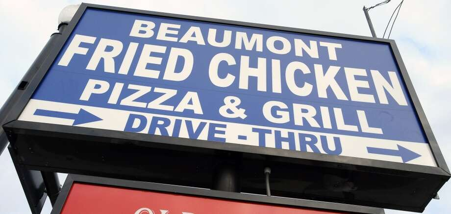 Beaumont Fried Chicken located on the corner of Calder Avenue and 7th Street offers some of the best chicken, pizza, and burgers in Old Town. Photo taken: Randy Edwards/The Enterprise Photo: Randy Edwards