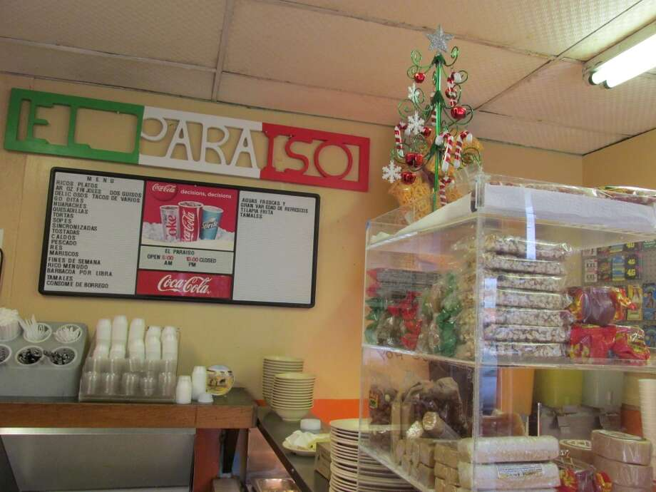 Taqueria El Paraiso, 1880 College St. in Beaumont. Photo: Grace Mathis/@graceinbmt, Cat5