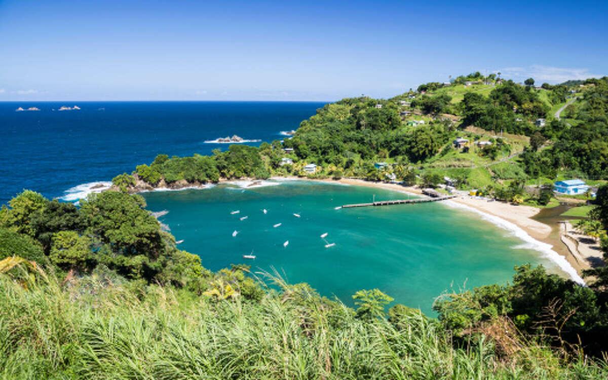 Trinidad & Tobago Population: 1,223,916 Region: Caribbean