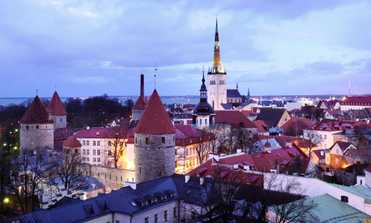 Estonia Population: 1,257,921 Region: Eastern Europe