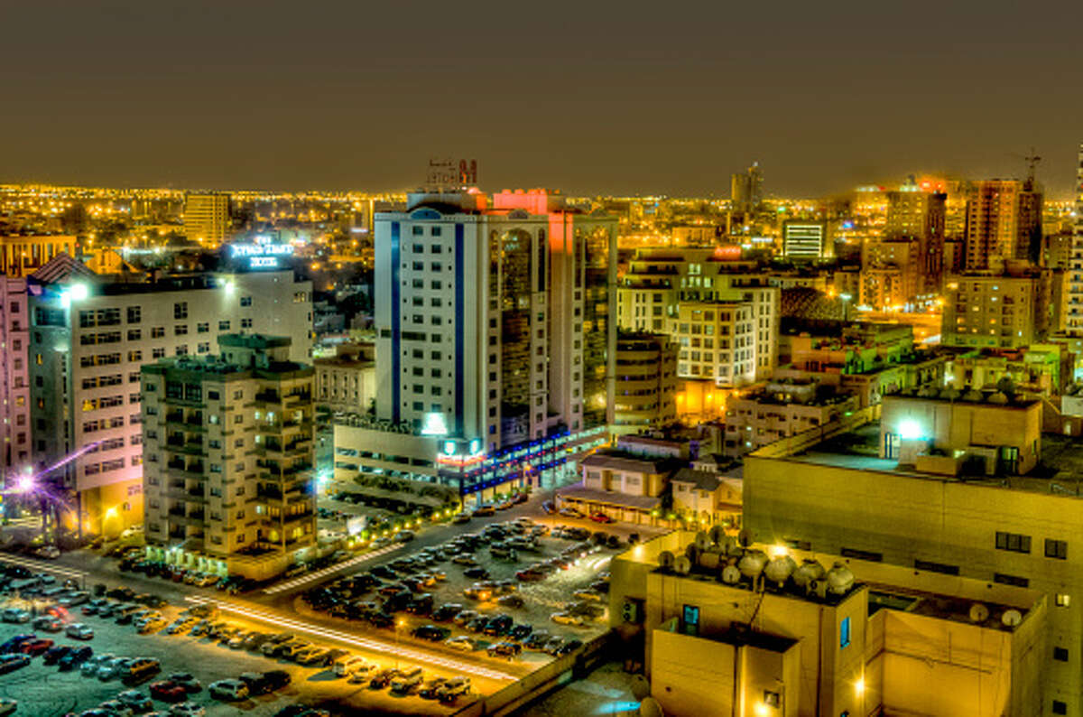 Bahrain Population: 1,314,089 Region: Middle East