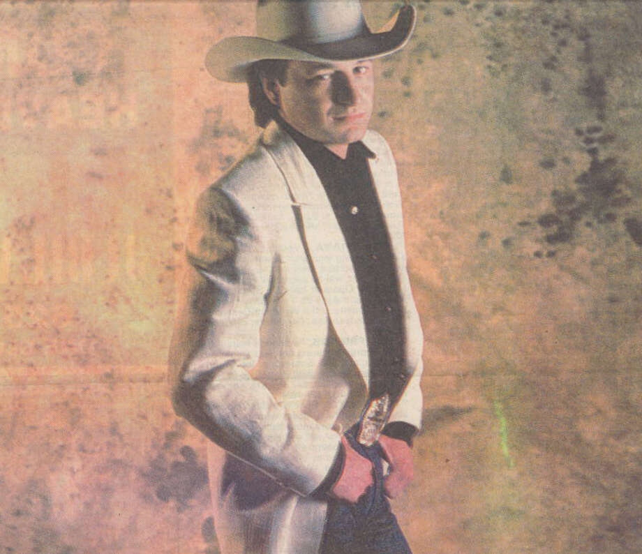 Mark Chesnut. Photo: 1994, The Enterprise.,Mark Chesnut. Photo: 1994, The Enterprise.