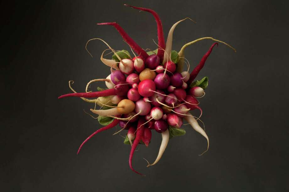 Radishes have taken their place in the spotlight. Photo: Craig Lee, Special To The Chronicle / ONLINE_YES