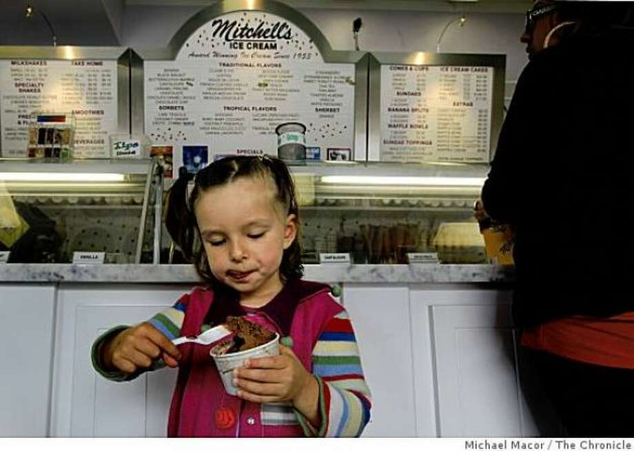 Cool treats for hot days: Best ice cream around the Bay Area