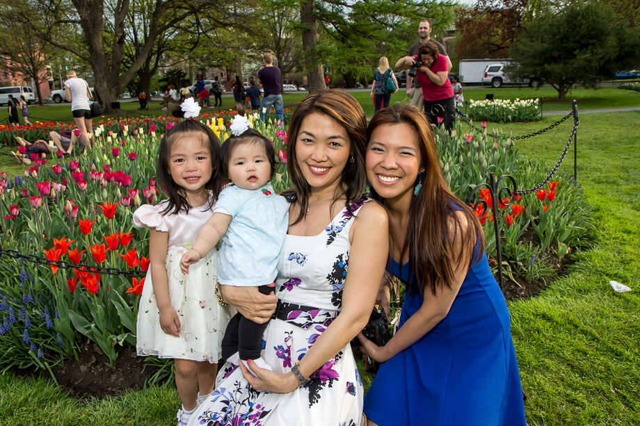 Were You Seen at the 66th Annual Albany NY Tulip Festival on Saturday, May 10, 2014 in Washington Park? Photo: Brian Tromans