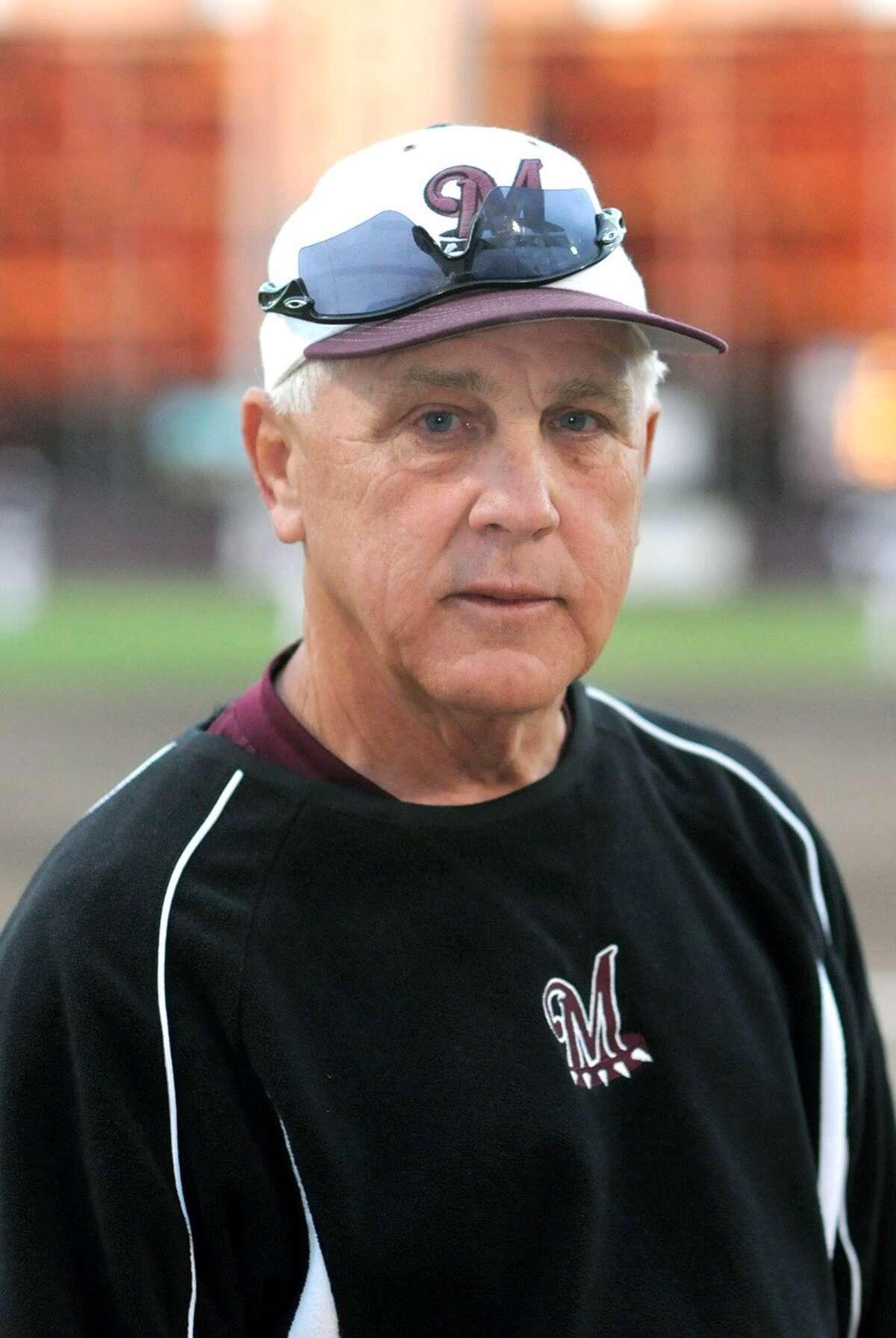Magnolia head coach Dale Westmoreland