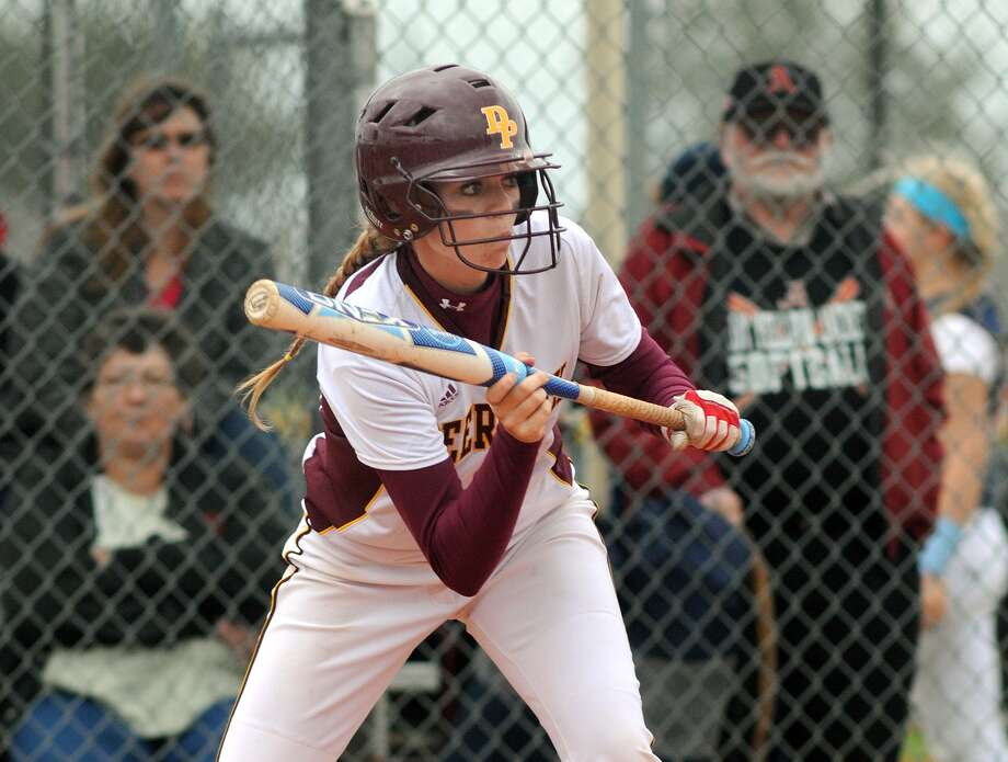 Deer Park senior Caitlin Plocheck is among the key veterans who are hoping to secure the team's third consecutive trip to the UIL Class 5A state tournament. Photo: Jerry Baker, Freelance