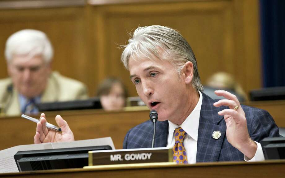 Rep. Trey Gowdy, R-S.C., will lead the House panel looking into Benghazi. He has made his prosecutorial emphasis clear. Photo: J. Scott Applewhite / Associated Press / AP
