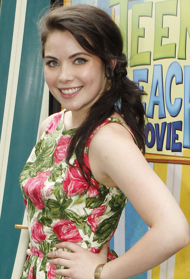 "Survivor.Grace Phipps returns as a biker gal in ""Teen Beach Movie 2."" Premieres FRIDAY, JULY 19 (8:00 p.m., ET/PT) on Disney Channel.  Photo: Disney Channel / © 2013 Disney Enterprises, Inc. All rights reserved."