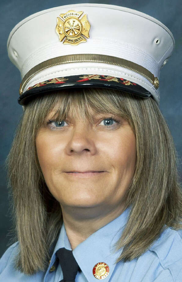 Janet Morgan is Roxbury's new fire marshal. May 2014 Photo: Contributed Photo / The News-Times Contributed