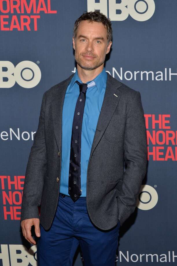 "Actor Murray Bartlett attends the New York premiere of ""The Normal Heart"" at Ziegfeld Theater on May 12, 2014 in New York City. Photo: Ben Gabbe, Getty Images"