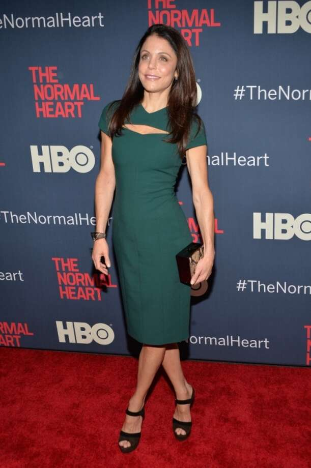 "TV Personality Bethenny Frankel attends the New York premiere of ""The Normal Heart"" at Ziegfeld Theater on May 12, 2014 in New York City. Photo: Ben Gabbe, Getty Images"