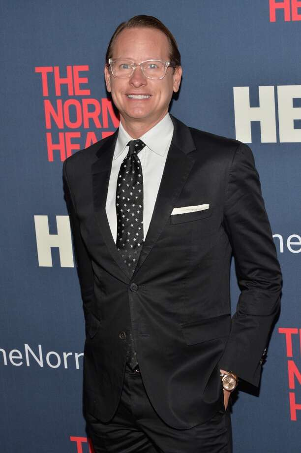 "Carson Kressley attends the New York premiere of ""The Normal Heart"" at Ziegfeld Theater on May 12, 2014 in New York City. Photo: Ben Gabbe, Getty Images"