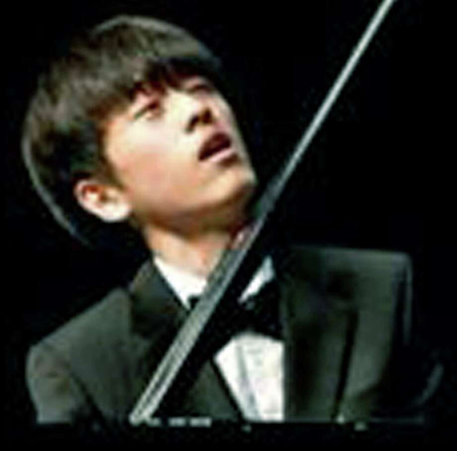 Taek Gi Lee, a student at South Kent School, performs at the 10th annual Hastings International Piano Concerto competition in London.  Courtesy of South Kent School Photo: Contributed Photo / The News-Times Contributed