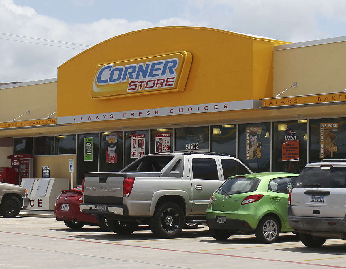 CST Brands, which was spun off from Valero Energy Corp., manages Corner Stores, like this one on UTSA Boulevard.